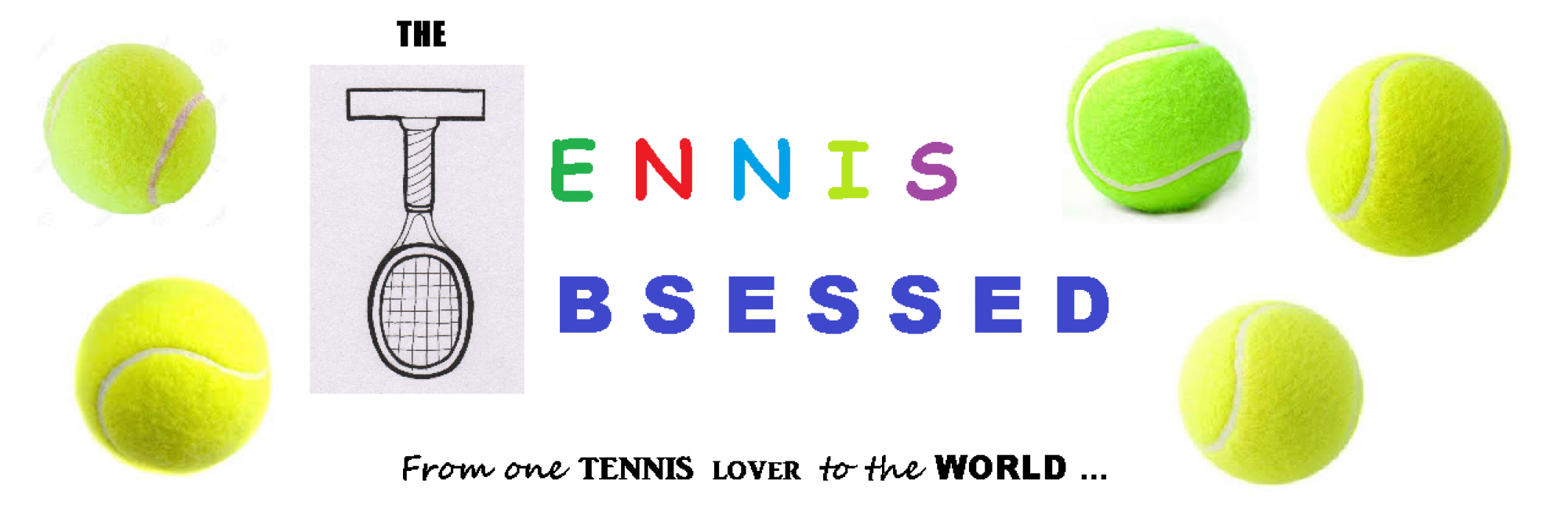 The Tennis Obsessed